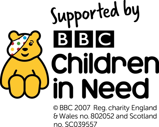 Supported By - Children in Need